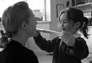 Flute teaching 2009 017